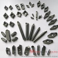 Wholesale CBN inserts,CBN Tipped Insert Speed and Feed Chart from china suppliers