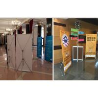 China Banner Poster Sand Roll Up Banner Stand on sale