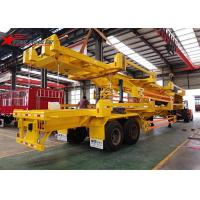 Wholesale Startrailer 20-45 Container Transport Trailer For Terminal Port Chassis from china suppliers