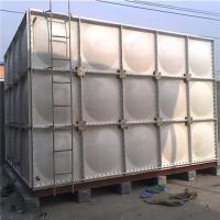 China Fiber glass water tank water storage tank sectional water tank for sale