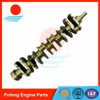 Wholesale crankshaft for CUMMINS engine NH220, HD1100 excavator crankshaft 6623311111 3029341 101109 130186 from china suppliers