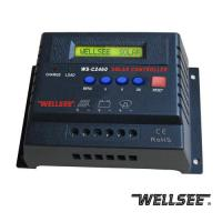 Wholesale Hot sale WELLSEE WS-C2460 60A 12/24V PWM Charge Controller from china suppliers