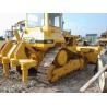 D5H used bulldozer caterpillar crawler dozer for sale