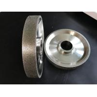 Buy cheap cbn grinding wheel full form,Electroplated CBN Grinding Wheel from wholesalers
