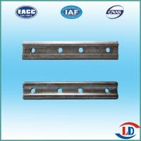 Buy cheap 2015 hot high quality railway track fish plate--Anyang Forging from wholesalers