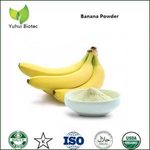 Wholesale Concentrate Banana Powder, Banana Powder,Dried Banana Powder,Freeze dried banana powder from china suppliers