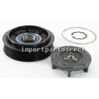 China NEW A/C Compressor CLUTCH KIT for Mercedes Models 7SEU17C with 6 GROOVE PULLEY on sale