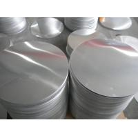 Wholesale Road Sign Anodized Non Ferrous Aluminum Wafer 100 - 1000mm Alloy 1050 1060 from china suppliers