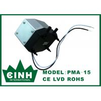 Wholesale Electric 10 W Electromagnetic Air Pump Small Aluminium With Double Duckbill Valves from china suppliers