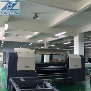 Best Belt Type Digital Fabric Inkjet Printer 1.8m Digital Printing Equipment wholesale