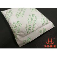 Wholesale High Performance Silica Desiccant Packets , Solid Desiccant Anti Rust Tyvek Paper Package from china suppliers