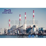 China Waste Heat HRSG Boiler , High Pressure Steam Boiler Vertical Gas Flow Type for sale