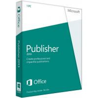 Wholesale Personal Microsoft Publisher 2013 License , Digital Microsoft Office 2013 License Key from china suppliers