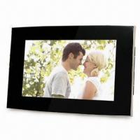 Wholesale 7-inch Digital Photo Frame with DVB-T Receiver from china suppliers