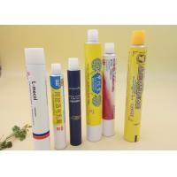 Wholesale Pharmaceutical Cream Collapsible Aluminium Tubes, ISO CFDA Empty Cream Tubes from china suppliers