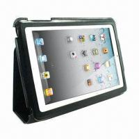 Wholesale Leather Case for Mini iPad, Different Colors Available from china suppliers