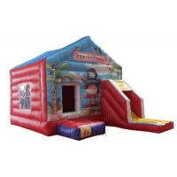 China Inflatable Pirate Jumping House WSC-321/Large custom size Bounce House for sale