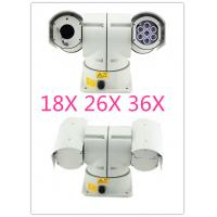 Best Night vision High Vehicle Car PTZ camera  Mounted 360 Degree 36X sony chip 1010P wholesale