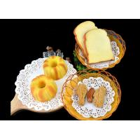 China flower hollow cake baking paper disposable food oil absorbing round paper placemat on sale