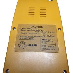 2700mah Topcon Bt 52qa Battery , 7.2v Nimh Rechargeable Batteries