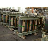 800 KV Dry Type Transformers Power Core , Cold Rolled Three Phase Transformer Core