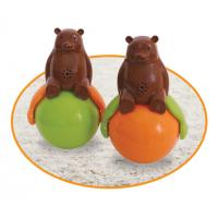 Wholesale Speakers Tumbler Toy Sound And Light Ball Bear with LED Light Sound and light from china suppliers