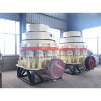 China 6S Sand Making Machine hydraulic cone crusher crushing technology manufactured sand vibrating feeder on sale