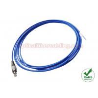 Wholesale Simplex Fiber Patch Cables Mini Armored Fiber Optic Patch Cord With FC Connector Terminated from china suppliers