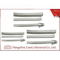 "Heavy Duty High Temp Flexible Electrical Conduit PVC Coated With 1/2"" to 4"" Size"
