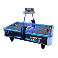 Wholesale Lottery Ticket Air Hockey Arcade Machine For 3 - 15 Ages Customized Design from china suppliers