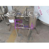 Wholesale Stainless Steel 200 Mesh Bottle Juice Double Filter For Beverage Making Machine from china suppliers