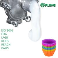 Wholesale Low Viscosity Platinum Food Grade Liquid Silicone Rubber 1A / 1B Mix By Volume from china suppliers