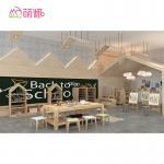 China Unique child care centre wooden furniture design for preschool nursery school for sale