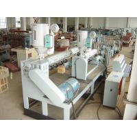 Wholesale High Output Plastic Sheet Machine For PE Construction Board , Plastic Plates Making Machine from china suppliers