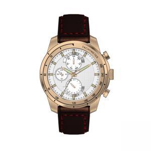 Best Men Multifunction fashion wrist watch , Customized logo stainless steel  luxury watch wholesale