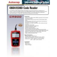 128 x 64 Pixel CR800 Automobile Code Scanner Support CAN, OBD II Protocols for sale