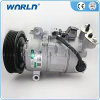 China 12Volts Air Conditioner Auto AC Compressor 6SEL14C for Renault Megane III/SCENIC III 8200939386 141272 8FK351123051 for sale