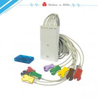 Wholesale Simultaneous 12 Channel Wireless Stress Test ECG Based On PC With Bluetooth from china suppliers