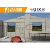 Wholesale Light partition Sandwich Wall Panels , compound eps insulated panels decorative from china suppliers