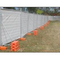 Wholesale Temporary Fence With Plastic Feet Easy To Install And In High Security from china suppliers