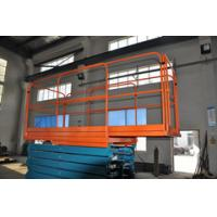 Wholesale 3M electrical adjustable Motorized Mobile Scissor Lift with Extension , 500Kg from china suppliers