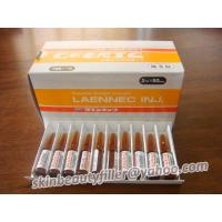 China Japan Laennec Placenta for Anti-aging Injection on sale