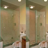 Buy cheap High quality safety and durable10mm tempered glass door prices from wholesalers