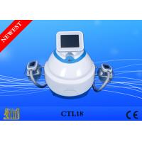 Wholesale 8Inch Touch Screen Cryoslim Machine For Skin Protection Cellulite Reduction from china suppliers