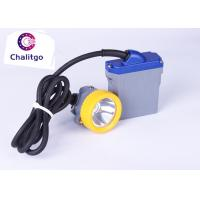Buy cheap Professional Rechargeable Coal Mining Lights Water Proof ABS Materials from wholesalers