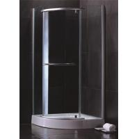 Wholesale Single Sliding Door Quadrant Shower Enclosures Hinged Open Style Elegant from china suppliers