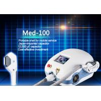 China Home Portable IPL Beauty Equipment 640nm - 1200nm Wavelength on sale