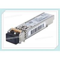 China 1000BASE-SX SFP GBIC Optical Transceiver Module With DOM Cisco GLC-SX-MMD on sale