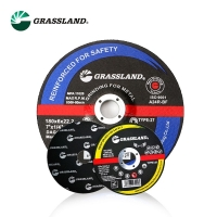 """Wholesale EN12413 4-1/2"""" X 0.04"""" X 7/8"""" 115mm Angle Grinder Metal Cutting Discs from china suppliers"""