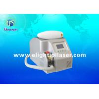 China Permanent 532 nm / 1064 nm ND YAG Laser Machine , Laser Q Switch Tattoo Removal on sale